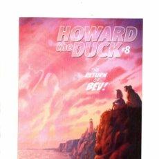 Cómics: HOWARD THE DUCK 8 - MARVEL 2016 NM. Lote 103758819