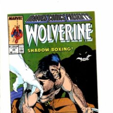 Cómics: MARVEL COMICS PRESENTS 39 - MARVEL 1990 FN WOLVERINE SPIDER-MAN. Lote 103760295