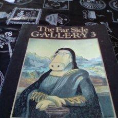 Cómics: THE FAR SIDE GALLERY 3 BY GARY LARSON EN INGLÉS. Lote 103843154