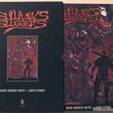 Cómics: SULLIVAN'S SLUGGERS HC SLIPCASE KICKSTARTER EDITION 2013 JAMES STOKOE BASEBALL. Lote 104457799