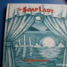 Cómics: THE SOAP LADY (TOP SHELF, 2001). Lote 105159335