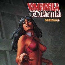 Cómics - VAMPIRELLA VS. DRACULA Nº 1 AL 5 + THE RED ROOM Nº 1 AL 3 + THE SCARLET LEGION Nº 1 AL 5 - 105347203