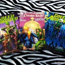 Cómics: PACK COMIC DC GREEN ARROW FLECHA VERDE. Lote 105625471
