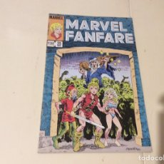 Cómics: MARVEL FANFARE VOL. 1 Nº 25 COMICS USA MARVEL. Lote 105711643