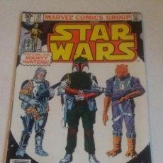 Cómics: STAR WARS 42 VOL.1.1ERA APARICION DE BOBA FETT.ESTADO VG.. Lote 105990691