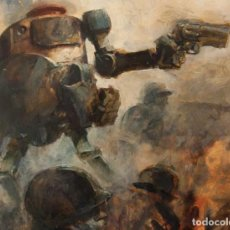 Cómics: WORLD WAR ROBOT ILLUSTRATED NUMBER TWO. ASHLEY WOOD / TP LOUISE. IDW PUBLISHING. Lote 147107764
