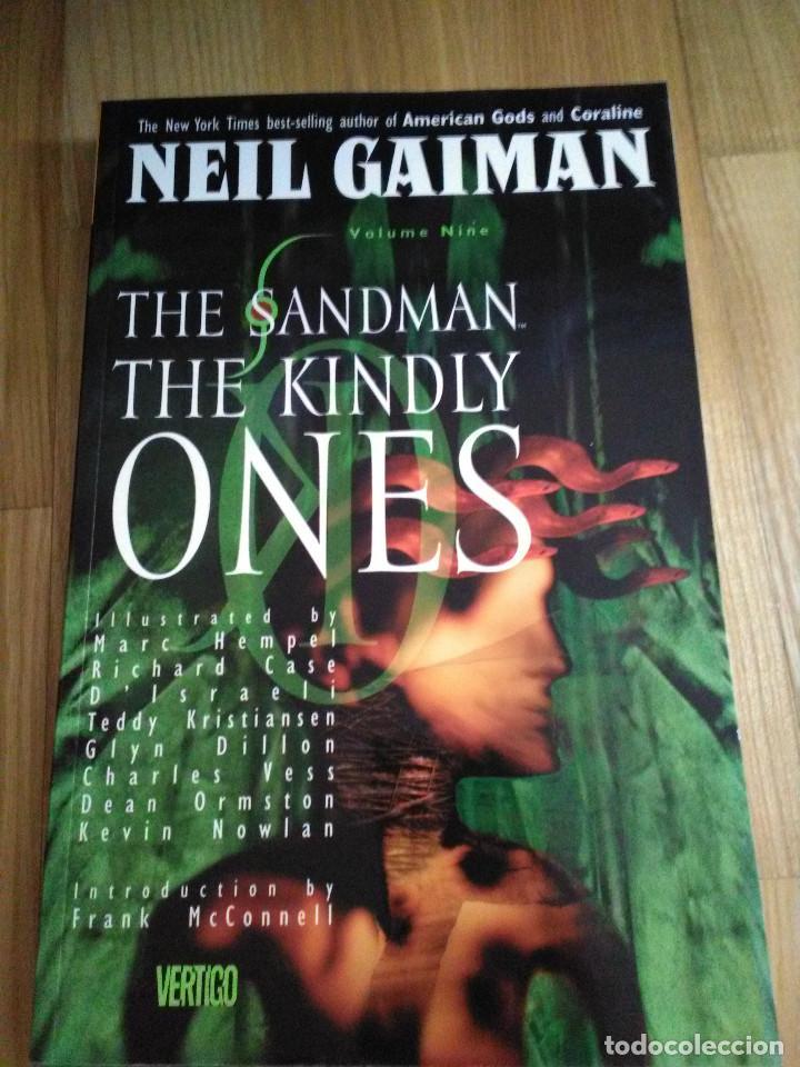 COMIC EN INGLES NEIL GAIMAN THE SANDMAN - THE KINDLY ONES TOMO (Tebeos y Comics - Comics Lengua Extranjera - Comics USA)