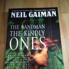 Cómics: COMIC EN INGLES NEIL GAIMAN THE SANDMAN - THE KINDLY ONES TOMO. Lote 107685983