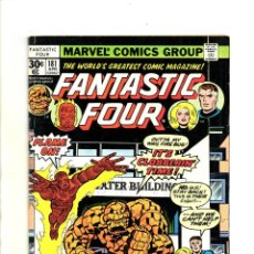 Cómics: FANTASTIC FOUR 181 - MARVEL 1977 - FN / CLASSIC KIRBY COVER. Lote 107771899