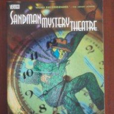 Cómics: SANDMAN MISTERY THEATRE EN INGLÉS DC COMICS TOMO Nº 6 MATT WAGNER. Lote 108036711