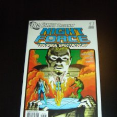 Cómics: NIGHT FORCE TPB - MARV WOLFMAN - GENE COLAN. Lote 109386847