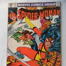 Cómics: SPIDER- WOMAN VOL. 1 Nº 35 - MARVEL 1980 EN INGLES . Lote 109480671