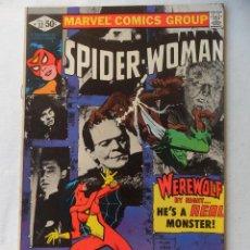 Cómics: SPIDER- WOMAN VOL. 1 Nº 32 - MARVEL 1980 EN INGLES . Lote 109481395