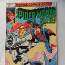 Cómics: SPIDER- WOMAN VOL. 1 Nº 29 - MARVEL 1980 EN INGLES . Lote 109481855