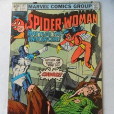 Cómics: SPIDER- WOMAN VOL. 1 Nº 27 - MARVEL 1979 EN INGLES . Lote 109481995