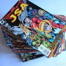 Cómics: JSA DC COMICS 2001-2006 LOTE DE 61 COMICS ENTRE Nº 20 Y Nº 82. MUY BUEN ESTADO. VER FOTOS. Lote 109701983