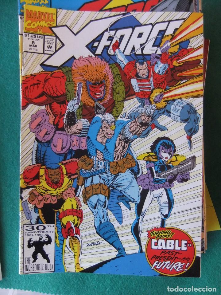 Cómics: X-FORCE LOTE DE 39 NUMEROS ORIGINALES MARVEL U.S.A. - Foto 4 - 110190819