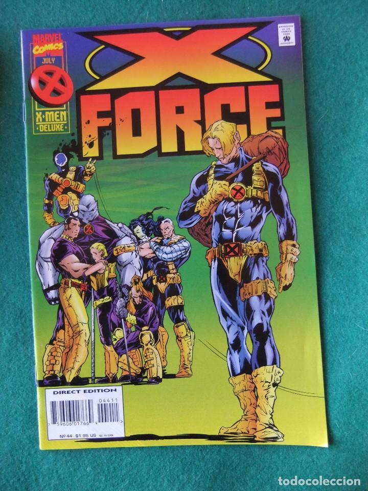 Cómics: X-FORCE LOTE DE 39 NUMEROS ORIGINALES MARVEL U.S.A. - Foto 40 - 110190819
