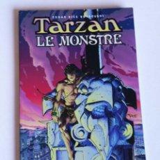 Cómics: OCASION NAVIDAD: TARZAN LE MONSTRE. TARZAN ENCUENTRA AL DR. JEKYLL, FRANKENSTEIN, TPB EN INGLÉS.. Lote 110215987