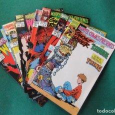 Comics - MARVEL COMICS PRESENTS LOTE DE 10. COMICS ORIGINALES USA - 110339599
