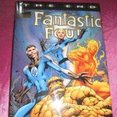 Cómics: FANTASTIC FOUR THE END TOMO MARVEL PREMIERE EDITION EN INGLES C51. Lote 110496015