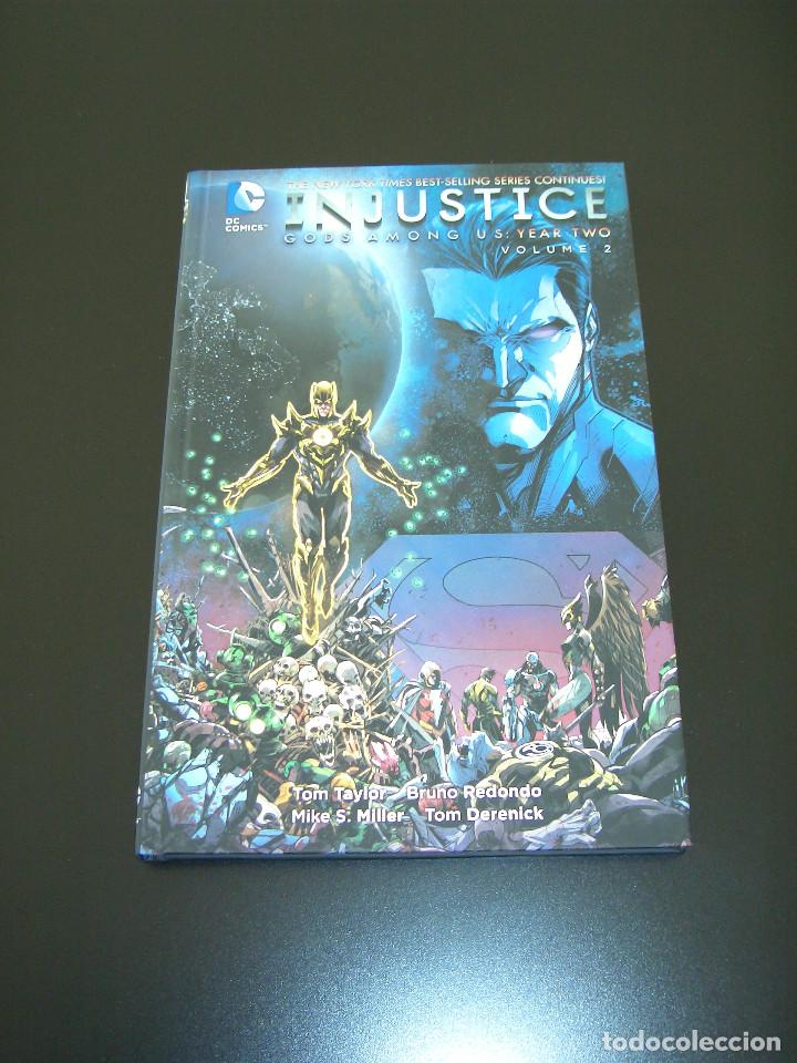 Injustice Gods Among Us Hc Year Two Volume Buy Old Comics Usa