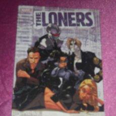 Cómics: THE LONERS THE SECRET LIVES OF MARVEL EN INGLES C51. Lote 110614787