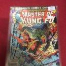 Cómics: MASTER OF KUN FU NUMERO 110 BUEN ESTADO REF.11. Lote 111506995