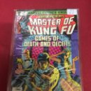 Cómics: MASTER OF KUN FU NUMERO 97 BUEN ESTADO REF.11. Lote 111507079