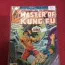 Cómics: MASTER OF KUN FU NUMERO 89 BUEN ESTADO REF.11. Lote 111507343