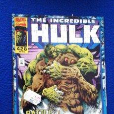 Comics : THE INCREDIBLE HULK # 428 - MARVEL (EN INGLÉS). Lote 111778875
