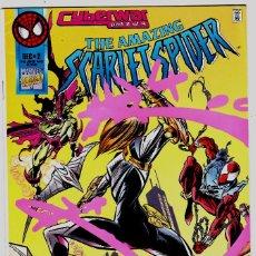 Cómics: SCARLET SPIDER CYBER WAR PART 2 OF 4 MARVEL COMICS 1995 . Lote 111791243