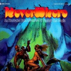 Cómics: NEVERWHERE. RICHARD CORBEN. ARIEL BOOKS, 1978. Lote 111974328