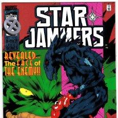 Cómics: STAR JAMMERS (1995) # 3 BY WARREN ELLIS & CARLOS PACHECO . Lote 112009779