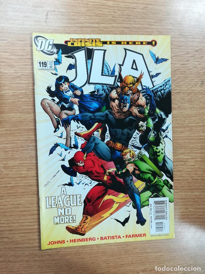 JLA (1996) #119 (Tebeos y Comics - Comics Lengua Extranjera - Comics USA)