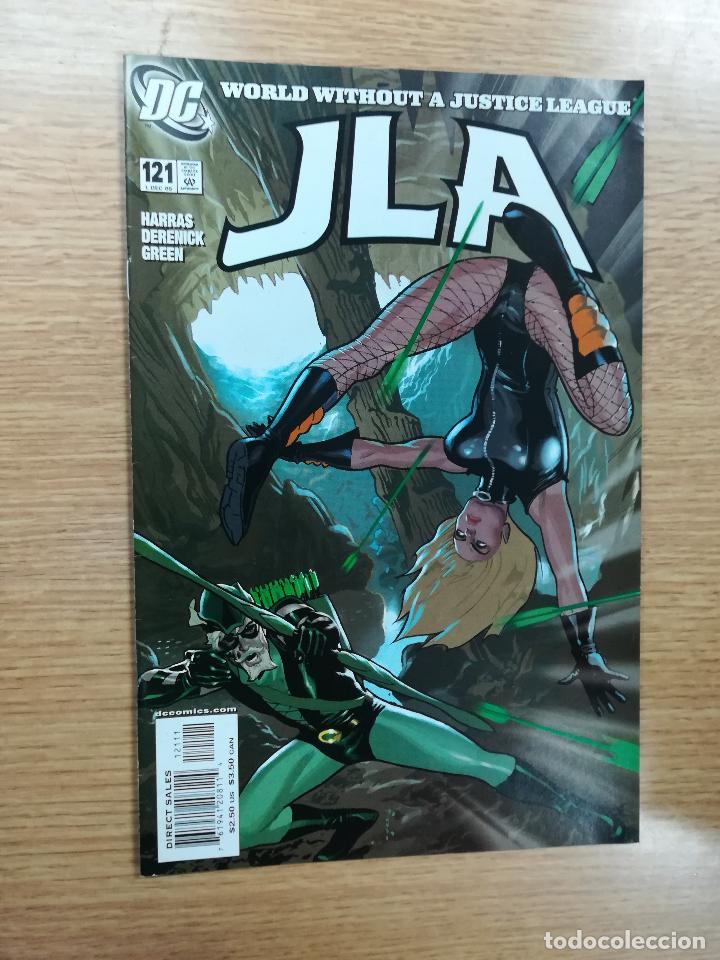 JLA (1996) #121 (Tebeos y Comics - Comics Lengua Extranjera - Comics USA)