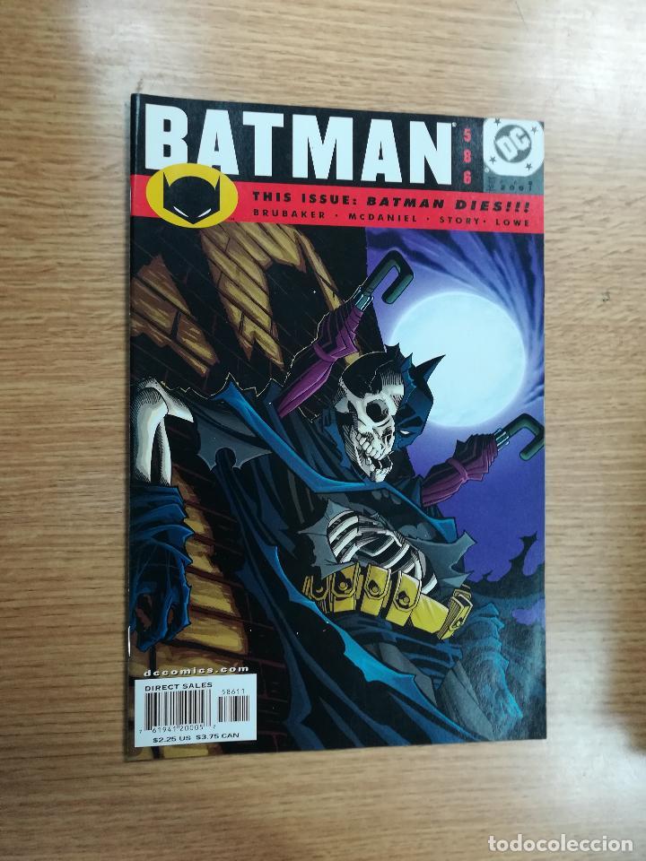 BATMAN (1940) #586 (Tebeos y Comics - Comics Lengua Extranjera - Comics USA)