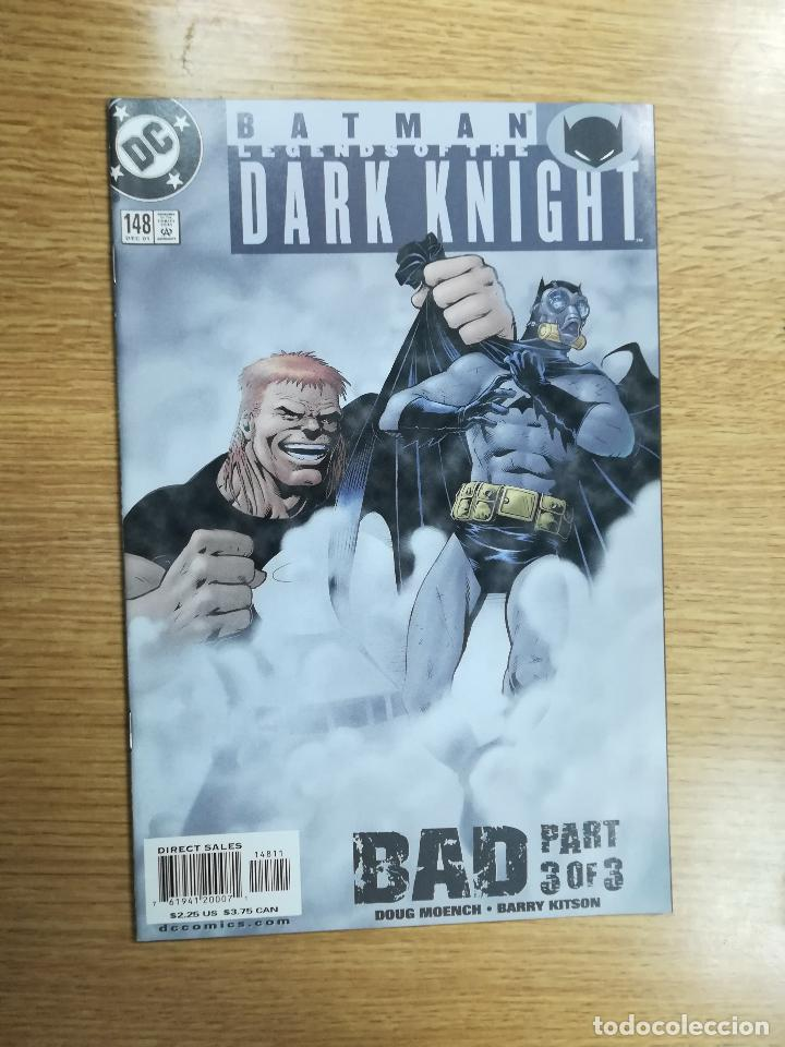 BATMAN LEGENDS OF THE DARK KNIGHT (1989) #148 (Tebeos y Comics - Comics Lengua Extranjera - Comics USA)