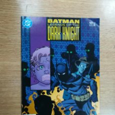 BATMAN LEGENDS OF THE DARK KNIGHT (1989) #165
