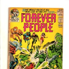 Cómics: FOREVER PEOPLE 7 - DC 1972 VG+ / JACK KIRBY. Lote 112448471