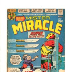 Cómics: MISTER MIRACLE 2 - DC 1971 VG / JACK KIRBY . Lote 112533667