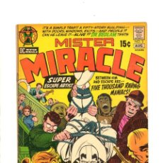 Cómics: MISTER MIRACLE 3 - DC 1971 VG / JACK KIRBY . Lote 112533915