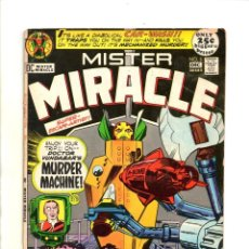 Cómics: MISTER MIRACLE 5 - DC 1971 VG- / JACK KIRBY . Lote 112534171
