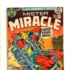 Cómics: MISTER MIRACLE 6 - DC 1972 VG+ / JACK KIRBY. Lote 112534431