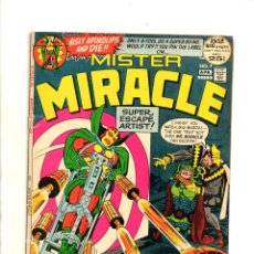 Cómics: MISTER MIRACLE 7 - DC 1972 VG- / JACK KIRBY. Lote 112534595