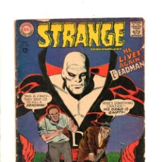 Cómics: STRANGE ADVENTURES 206 - DC 1967 G/VG / 2ND DEADMAN / NEAL ADAMS CLASSIC KEY ISSUE !!!. Lote 112538091