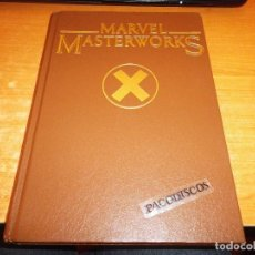 Cómics: MARVEL MASTERWORKS PRESENTS THE X-MEN VOLUME 7 LIBRO 1988 USA EN INGLES A COLOR PASTA DURA COMIC. Lote 113267283