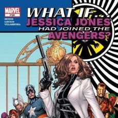 Cómics: WHAT IF? JESSICA JONES HAD JOINED THE AVENGERS?. MARVEL COMICS.. Lote 114138451