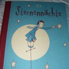 Cómics: STERNENNÄCHTE (EDITION 52, 2004). Lote 114360091
