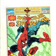 Cómics: PETER PARKER THE SPECTACULAR SPIDER-MAN ANNUAL 11 - MARVEL 1991 FN / IRON MAN / BLACK PANTHER. Lote 114500643